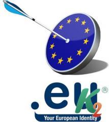 Регистрация домена eu