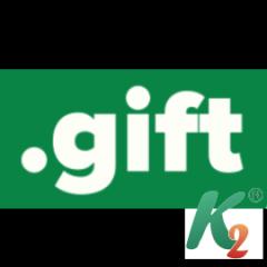 Регистрация домена gift