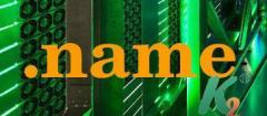 Регистрация домена name