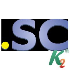 Регистрация домена sc