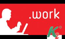 Регистрация домена work