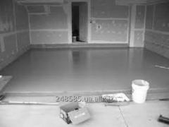 Бетонирование, заливка бетона