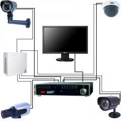 Выезд инженера систем видеонаблюдения