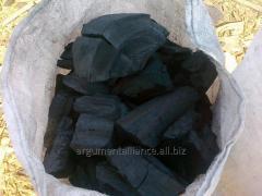 Затаможка- таможенное оформление экспорта - древесный уголь