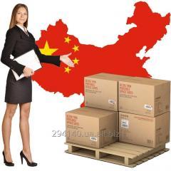 Доставка груза из Китая в Украину