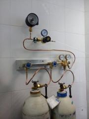 Обеспечение предприятий техническими и медицинскими газами