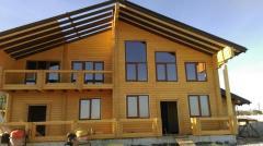 Строителство на сгради, котеджи и други обекти