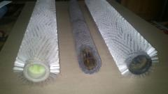 Восстановление изношенных и производство новых щеток для клинингового оборудования