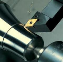 Mechanical crosscuting of metals