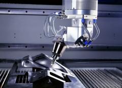 Metal processing (NC unit)