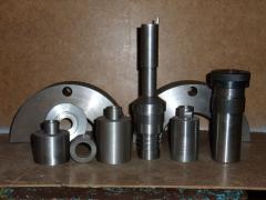 Производство токарных деталей под заказ