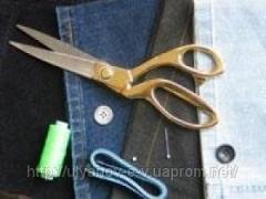 Укорачивание кожаных и меховых изделий
