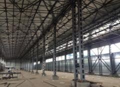 Строительство объектов нужд промышленности
