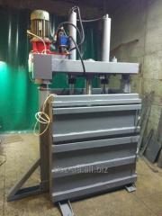 Ремонт импортных гидроцилиндров, вертикальных прессов для вторсырья