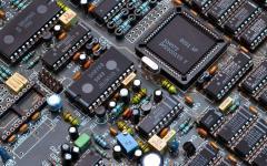 电子元件的安装服务