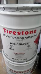 Firestone construction adhesive for membrane EPDM
