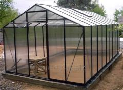Production of greenhouses. Production greenhouses