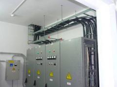 Автоматизация и электроснабжение
