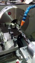 Изготовление изделий из металла различной конфигурации и сложности.