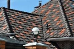 Werkzaamheden aan het dak