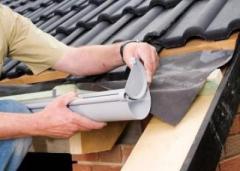 屋顶工作,外墙镶面