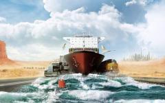 Внутріпортове експедирування вантажів