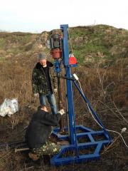 Полевые испытания грунтов (статическое и динамическое зондирование)