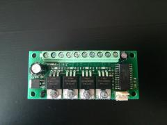Production microcontrollers of management of
