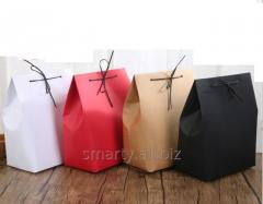 Manufacture of paper bags and gift carton