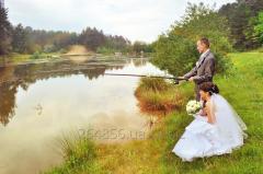 Весільна фотосесія         Свадебная фотосессия