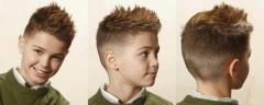 Детская стрижка (до 8 лет)