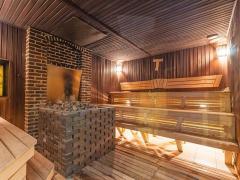 Uima-altaiden, saunojen rakentaminen