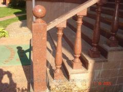 Enteriyör başka elementler ve merdiven cihazlar