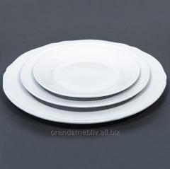 Аренда тарелок