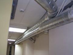 Изоляции вентиляционных систем