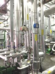 Изоляция криогенных систем амиака и азота