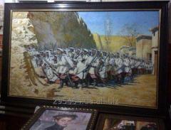 Картини під старовину відомих майстрів