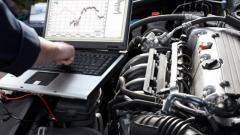 Компьютерная диагностика систем управления дизельного двигателя