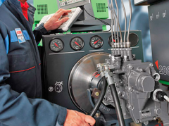 Компьютерная диагностика систем управления  двигателя