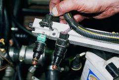 Замена-ремонт форсунок автомобиля