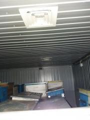 Монтаж систем вентиляції приміщення для зимівлі бджіл