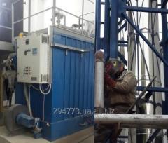 Переведення газових котелень на твердопаливні