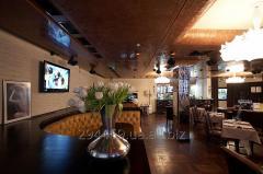 Вентиляція ресторана, кафе закладів громадського харчування