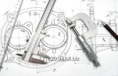 Проектування обладнання, механізмів та вузлів згідно технічного завдання.