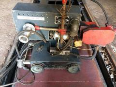 Repair, modernization of welding tractors,