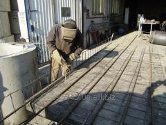 Изготовление и установка металлоконструкций