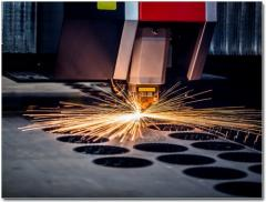Cutting of metal rolling of any steel mark