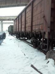 Прием и разгрузка вагонов Харьков