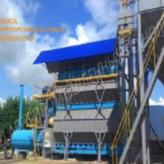 Строительство комплексов для очистки зерна ЗАВ,