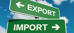 Export / Import of goods / h Poland, Germany,